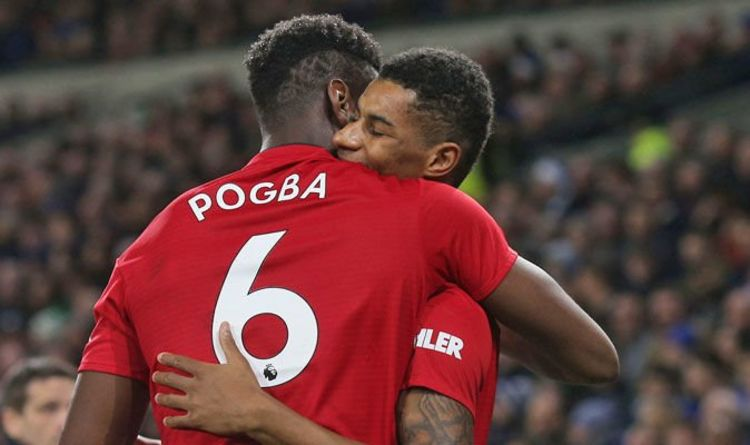 Marcus Rashford and Paul Pogba Return to Full Fitness