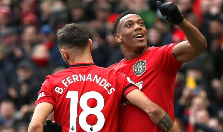 Bruno Fernandes and Anthony Martial's Blossoming Partnership
