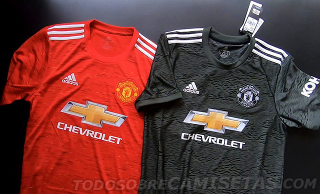 Manchester United S 20 21 Kit United News Hub