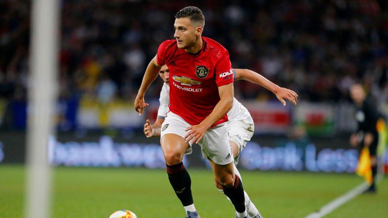 Diogo Dalot Can Become An Effective Utility Man For Manchester United