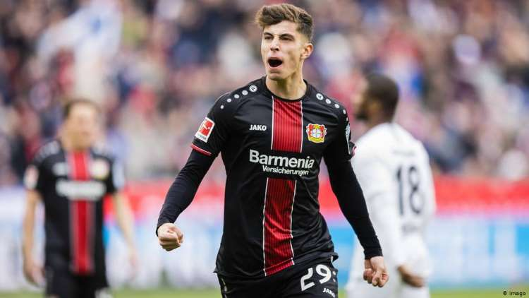 Manchester United 'Lead Race' For Kai Havertz